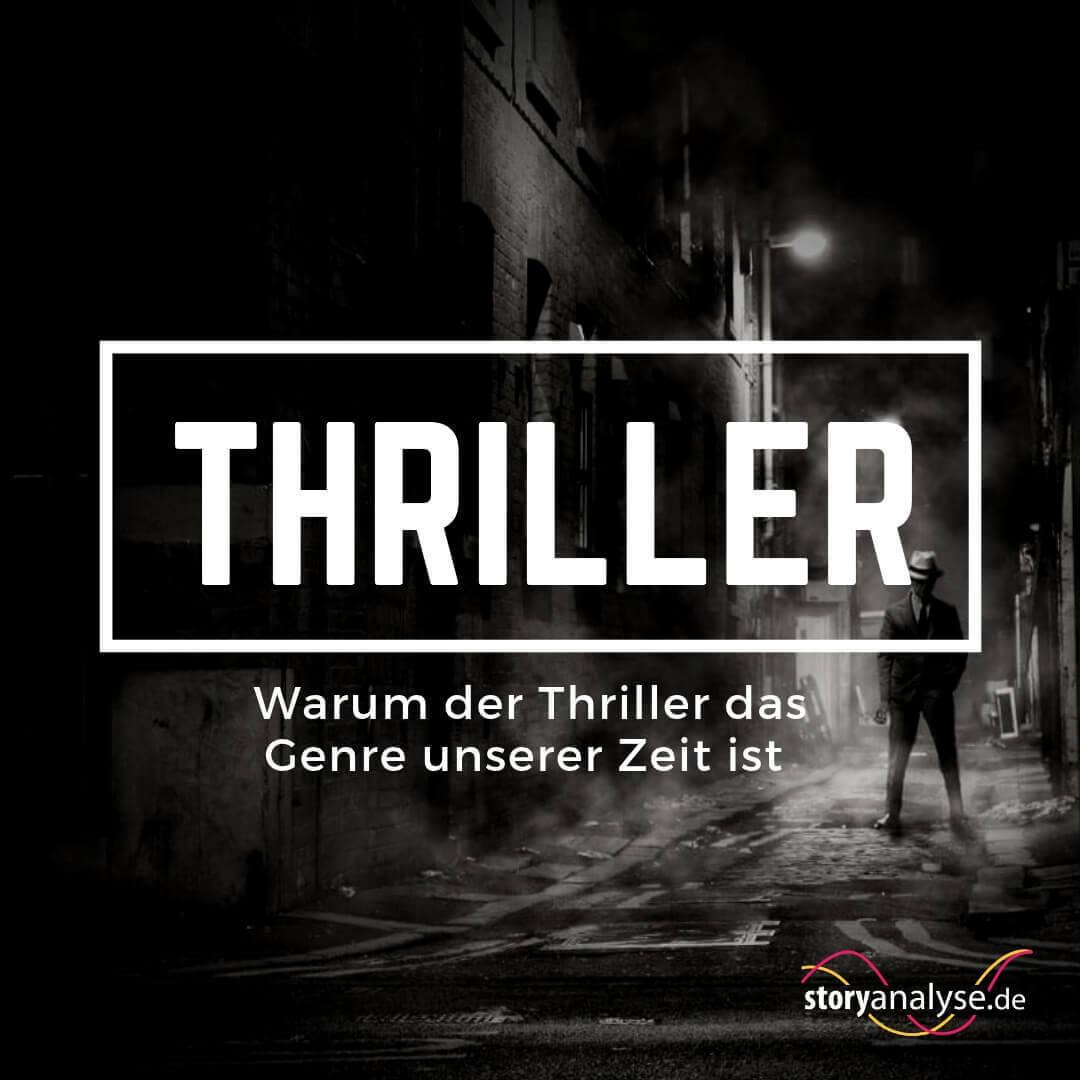 Der Thriller In Heutigen Welt Konventionen Des Action Genres
